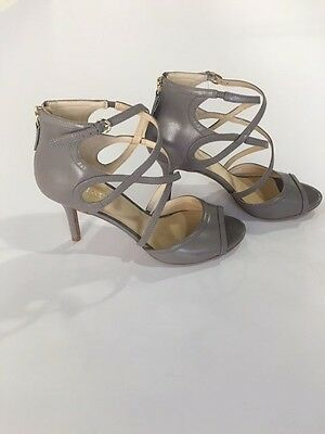 655f6257c17a Nine West 9 West Get It Girl Grey Heels Shoes Size 9 - Worn Once
