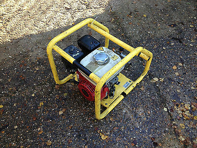 Karcher Hd 728 B Cage Petrol Pressure Washer 2200 Psi Honda Engine