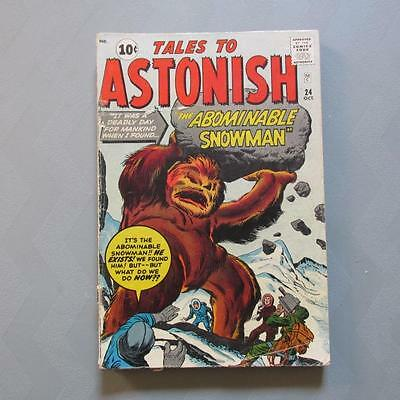 Tales to Astonish 24   GD/VG SKUB23129 25% Off!