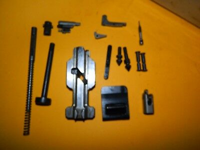 MG34- Small pieces-original german WWII