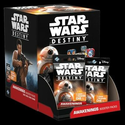 1x  Awakenings: Booster Box New Sealed Product - Star Wars Destiny