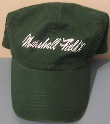 New Marshall Field's Hat baseball cap one size fits all - Last One!