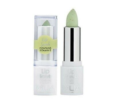 MUA MAKEUP Smoothing Exfoliating LIP PREP SCRUB BALM CREAM Stick with Vitamin E