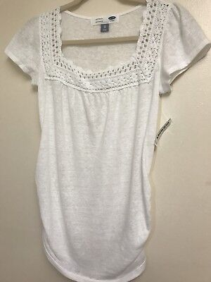 Old Navy Maternity x Small Shirt NEW  top