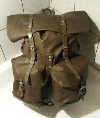 ☆ Swiss Military 80L Weatherproof Rucksack - 1977 - In Best Condition ! ☆