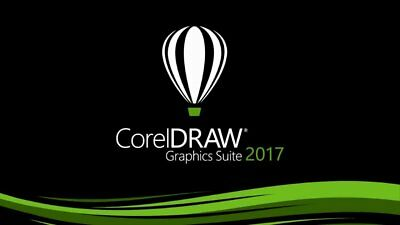 CorelDraw 2017 Graphics Suite Full Version, DOWNLOAD WORLDWIDE INSTANT DELIVERY