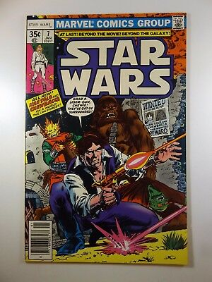 """Star Wars #7 """"New Planets, New Perils!"""" VF-NM Condition!!"""