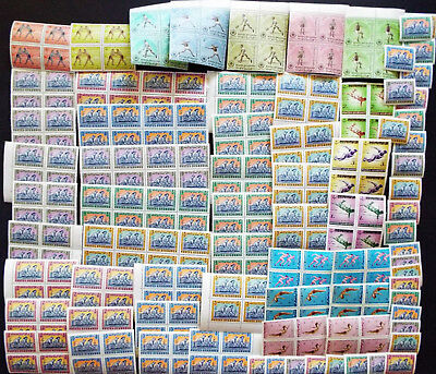 Mnh Stock Afghanistan Stamps