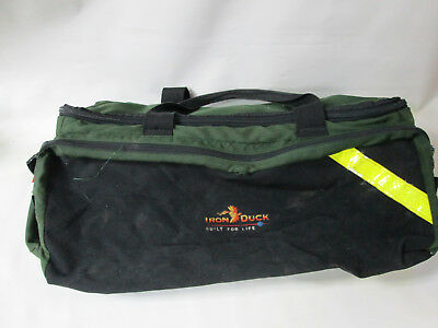 Iron Duck Oxygen Bag Green - Used