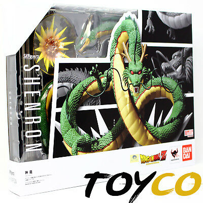 US Bandai SH Figuarts Shenron DragonBall Z Action Figure Tamashii Nations