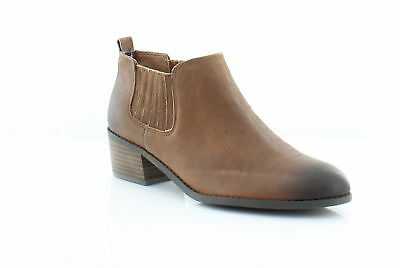 f33771183fb57c TOMMY HILFIGER RIPLEY Brown Womens Shoes Size 5.5 M Boots MSRP  99 ...