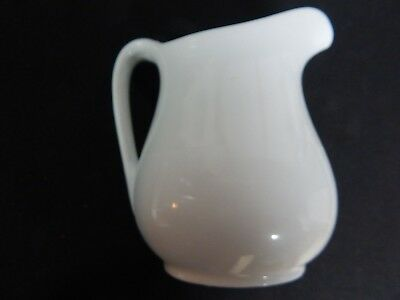 Cockson,Chetwynd Imperial ironstone China White Milk Pitcher,England