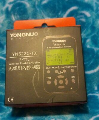 Yongnuo YN-622C-TX Wireless Flash controller  for Canon US