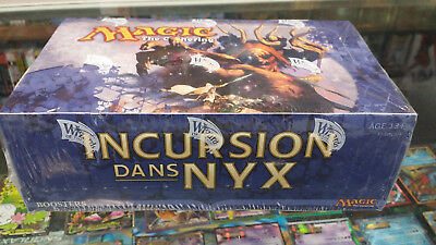 JOURNEY INTO NYX FRENCH BOOSTER BOX FOREIGN MTG Magic Gathering SEALED NM