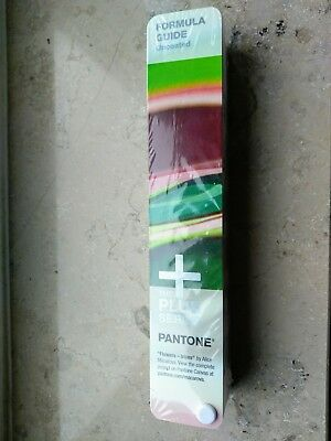 Pantone Farbfächer, Formula Guide, Uncoated, The Plus Series