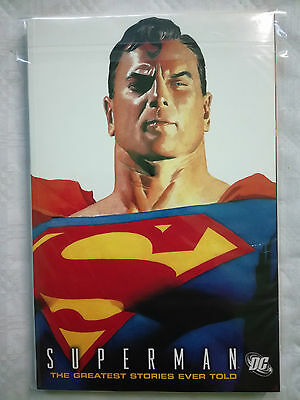 Superman The greatest stories ever told / Sehr gut / Englisch / Paperback