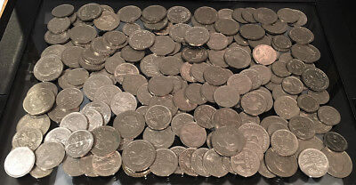 250 German Marks (All Coins >> Cheap Vacation Money?? Collectible ??) No Reserve