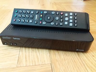 TalkTalk YouView Freeview HD box Huawei  DN360T + youview remote control