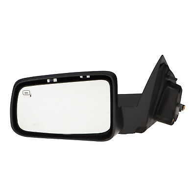 Mirror Power Heated Memory Puddle Spotter Driver Side Left LH for 11-14 Edge New