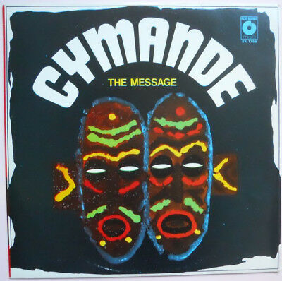 Cymande ‎– The Message  Lp     Vinyl     Poland   Licenceed