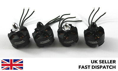 4 x MT2204 2 2204 2300KV CW CCW Brushless Motor FPV Quadcopter 250 280 RC Drone
