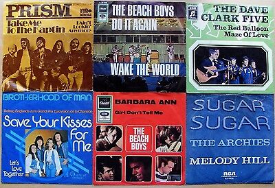 SAMMLUNG The Dave Clark Five★The Beach Boys★Prism★The Archies★Brotherhood of man