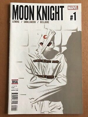 Moon Knight (2016)   1st Print!   NM   Sold Out   Newsstand