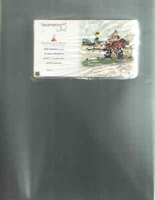 """Dept 56 Seasons Bay """" The Garden Cart """"  # 53327  New In Factory Sealed Box"""