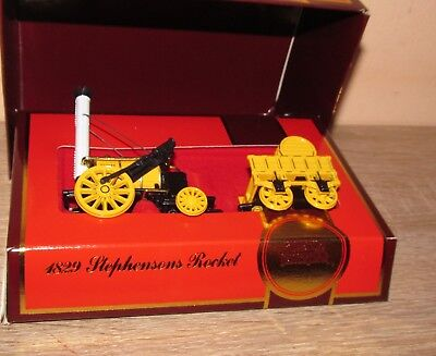 Matchbox Models of yesteryear Limited Edition 1829 Stephensons Rocket boxed