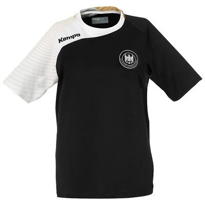 DHB Deutschland Kempa Sport Fitness Handball Trainings Shirt Circle 2XL XXL neu