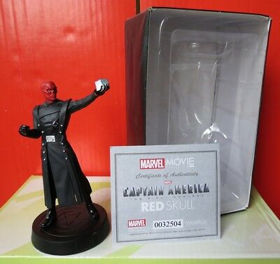 Eaglemoss Marvel Movie Collection Sammelfigur mit Box RED SKULL