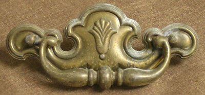 10 avail Vintage Empire Patina Drawer Cabinet Furniture Door Pull Handle Plate