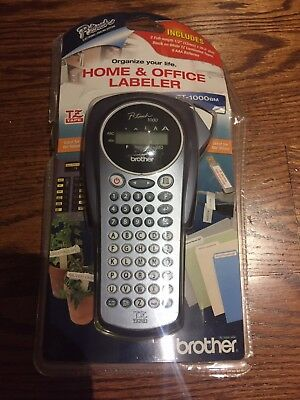 Brother P-touch PT-1000BM Thermal Label Maker Printer - BRAND NEW
