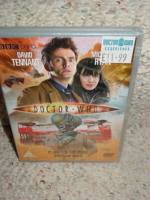 New Sealed 2009 Doctor Who Planet Of The Dead 2009 Easter Special Bbc
