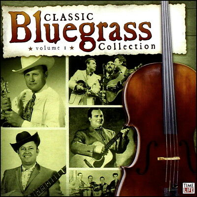 BLUEGRASS * 30 Greatest Hits * Time Life 2-CD BOX SET * All Original Songs * NEW
