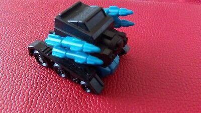 Transformer Road Rocket Powerflash's accessory weapon 1991 G1 Action Master RARE