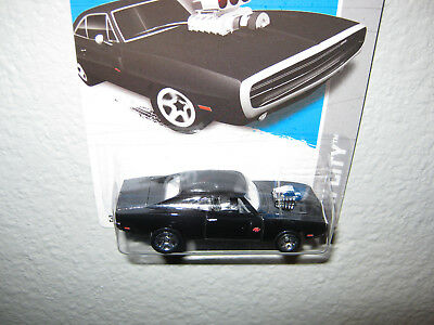 C = 2013 Hot Wheels #3 = Fast & Furious = Dom's 1971 Charger R/T = '71 Dodge