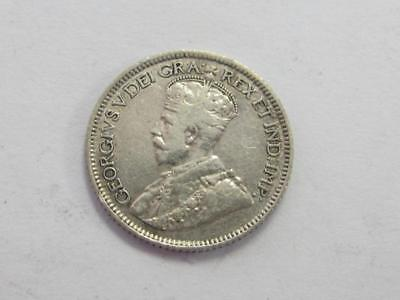 1916 Canada Silver Dime Lightly Circulated Great 4 Book No Reserve !