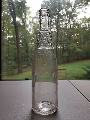 Vintage mid 1930's PEPSI Bottle Soda Chattanooga Tennessee 12 oz PCBCo