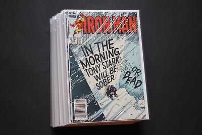 Huge Lot of 25 Bronze and Copper Age Marvel, DC Comic Books, High Grade (F)