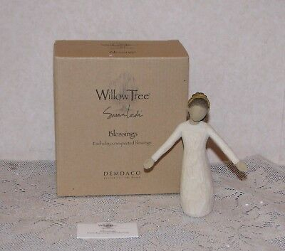 Willow Tree Blessings Figurine by Susan Lordi - Demdaco - 26186