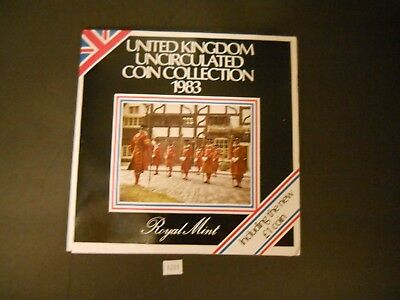 1983 & 1984 United Kingdom Uncirculated Coin Collection