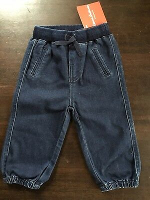 Hanna Andersson  blue Jeans NWT Boy or GIRL SIZE 75