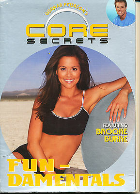 Core Secrets ~ FUN-DAMENTALS  ~ dvd
