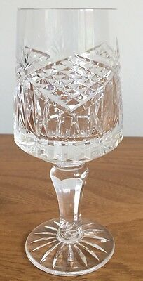 Tyrone Crystal Slieve Donard  Sherry Glass  up to  3 available