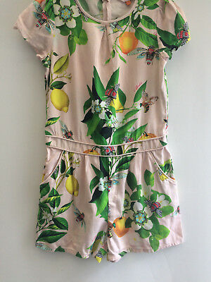 Ted baker girls playsuit 9-10years