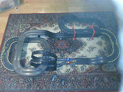 Slot car set. Fast Lane - Long Bridge Challenge.