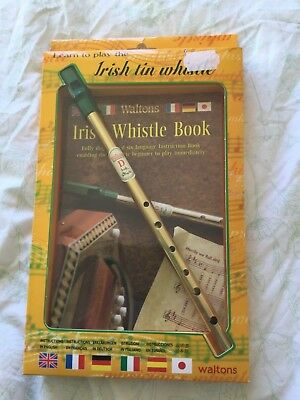 New Waltons Irish Tin Whistle