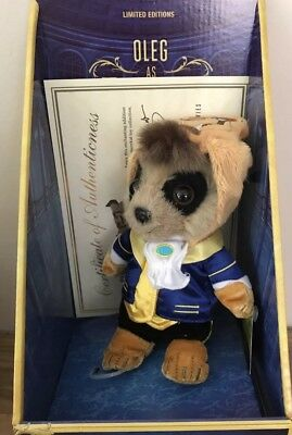 Beauty and the Beast Meerkat toy compare the market Oleg LIMITED EDITION