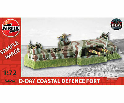 Airfix A05702 D-Day Coastel Defence Fort in 1:72